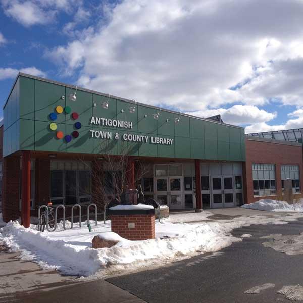 Pictou-Antigonish Regional Library (2010)
