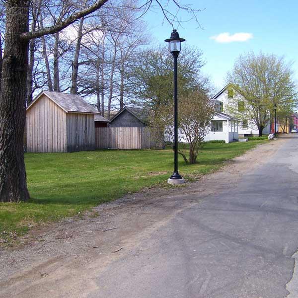 Sherbrooke Historical Village / Dept of Transportation & Infrastructure Renewal (2008-09)