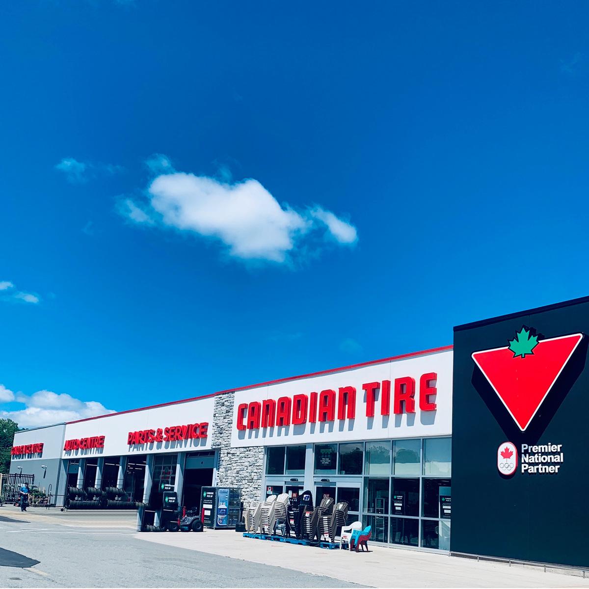 Canadian Tire Antigonish